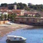 Porto Azzurro Spiaggia della Rossa