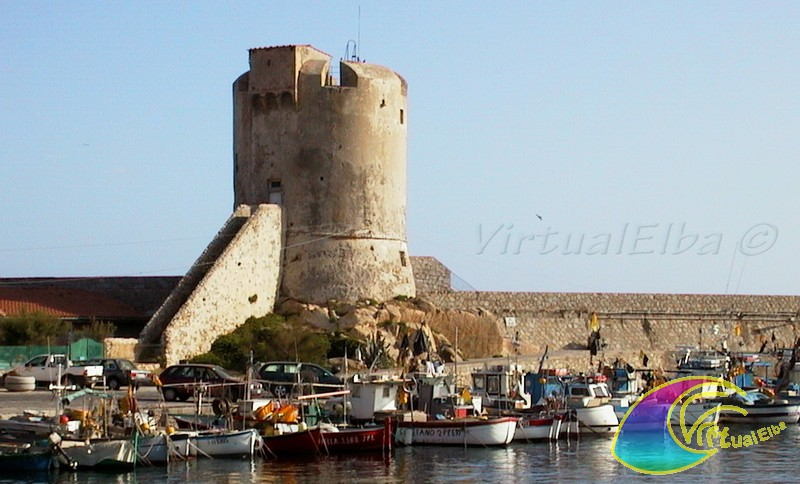 Torre del Porto o Torre degli Appiani