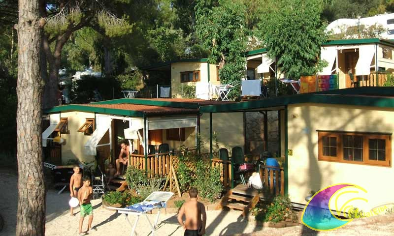 Bungalow Camping Stella Mare