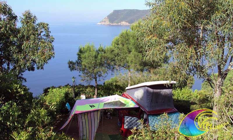 Piazzola Elba Camping Stella Mare
