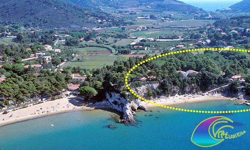 Area Camping Calanchiole