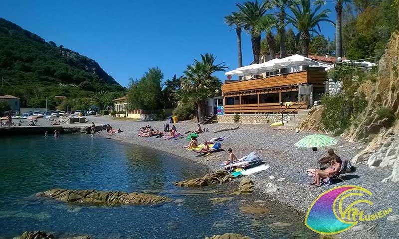 Spiaggia dell Enfola