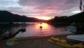 Tramonto Spiaggia della Guardiola ed il Circolo Nautico
