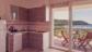 Soggiorno con terrazza Appartamenti Gerbera