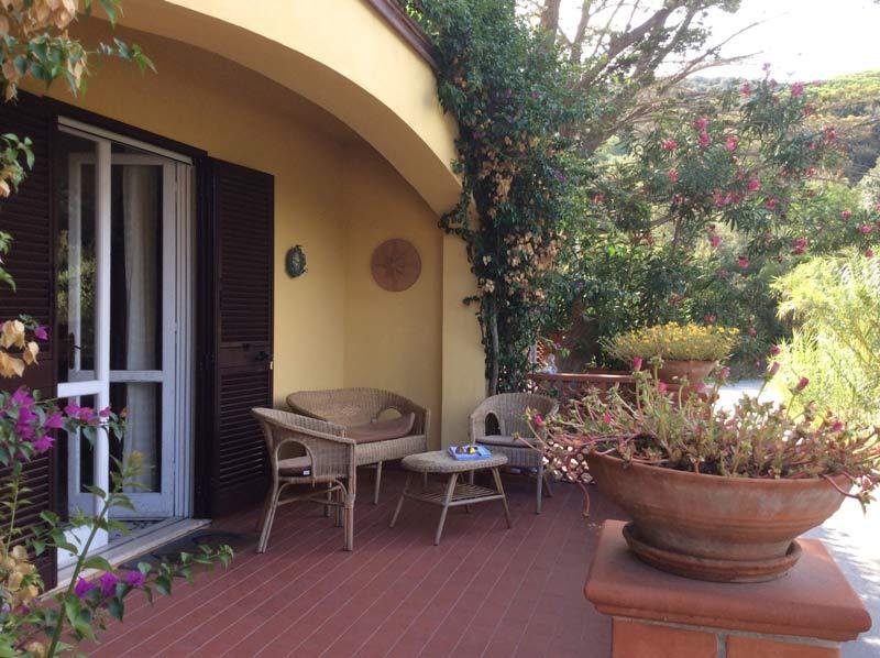 Ferienwohnungen La Ginestra Biodola