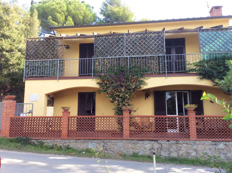 Wohnung La Ginestra Biodola