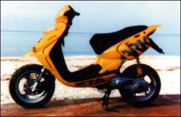 Scooter a Noleggio Procchio