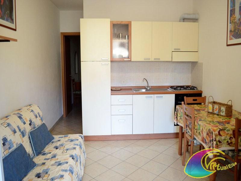 Cucina Appartamenti Casa Dini