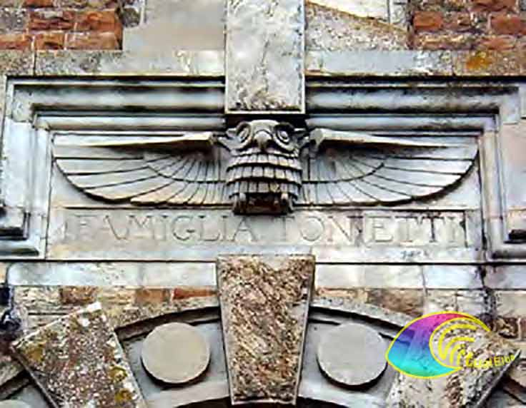 Mausoleo Tonietti Cavo Rio Marina