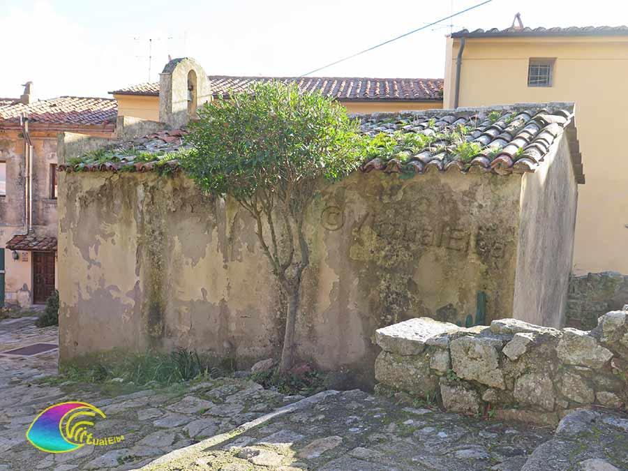 La piccola Cappella di San Liborio