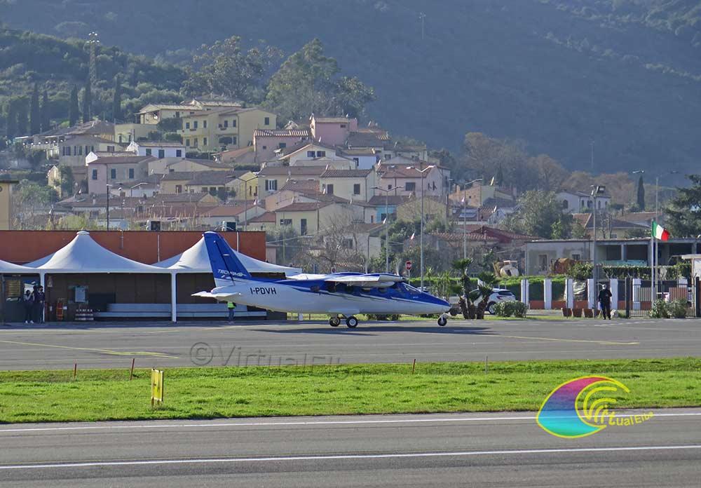 Elba aeroporto La Pila Marina di Campo
