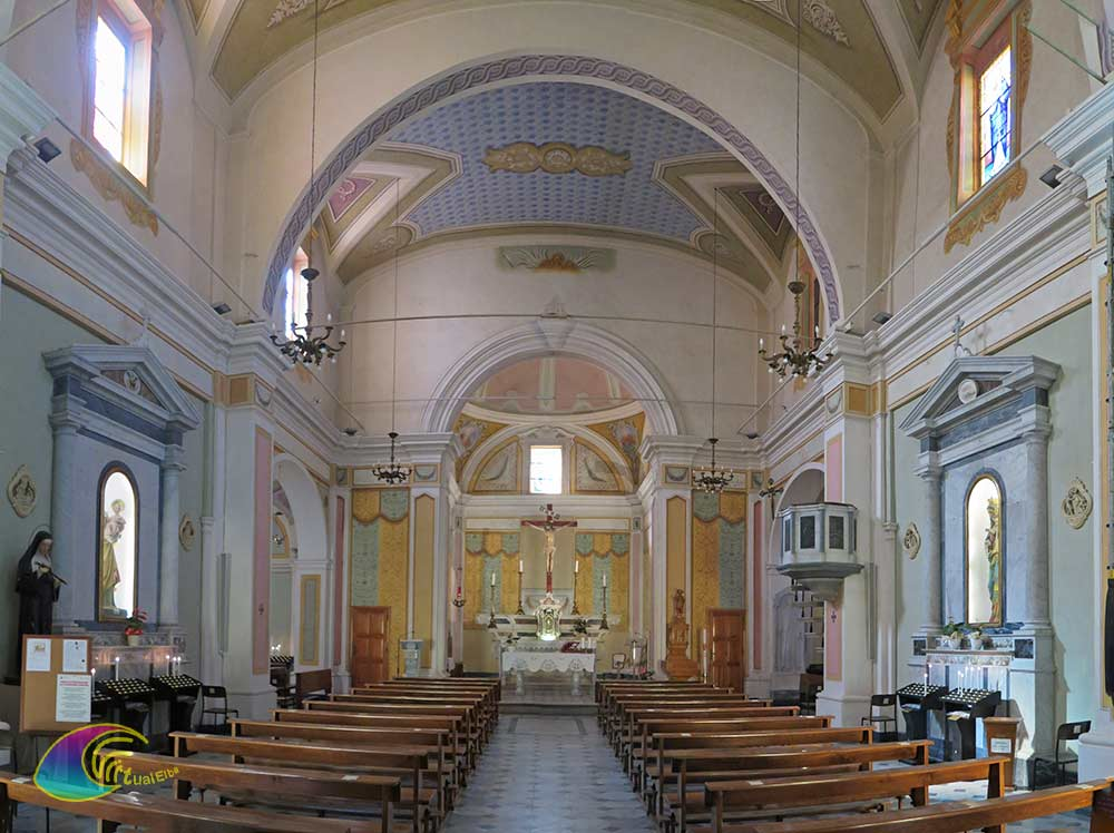 Chiesa di Santa Chiara Marciana Marina