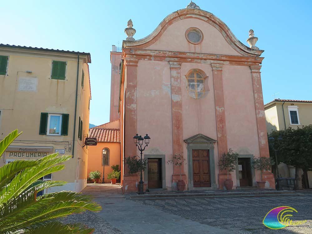 Chiesa Santa Chiara Marciana Marina