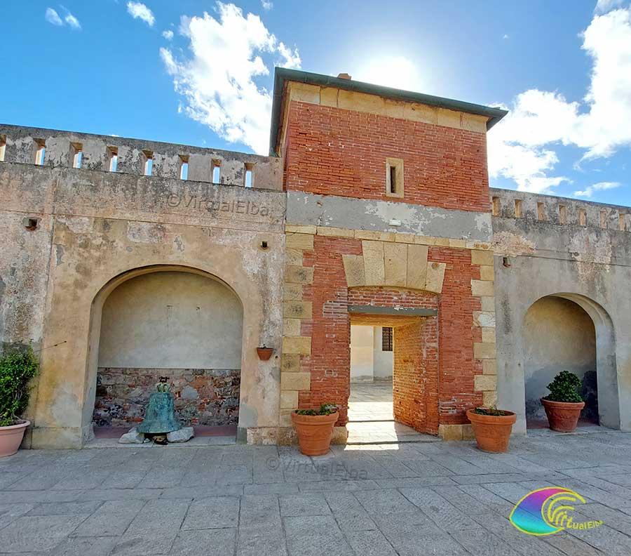 Porta Linguella Portoferraio