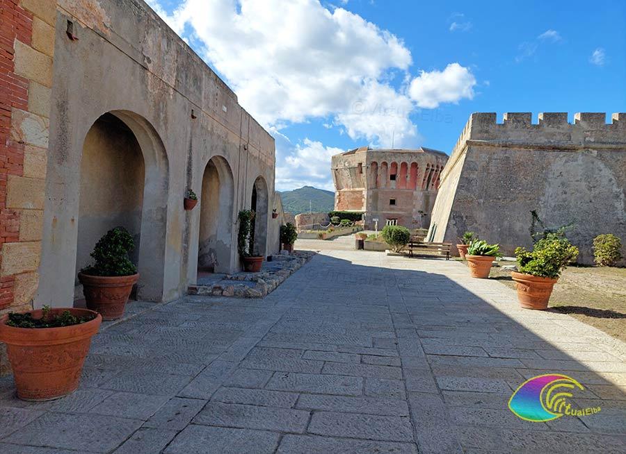 Torre della Linguella Martello Passannante Portoferraio